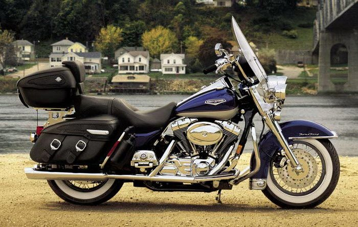 Harley-Davidson 1584 ROAD KING CLASSIC FLHRCI 2007 - 3