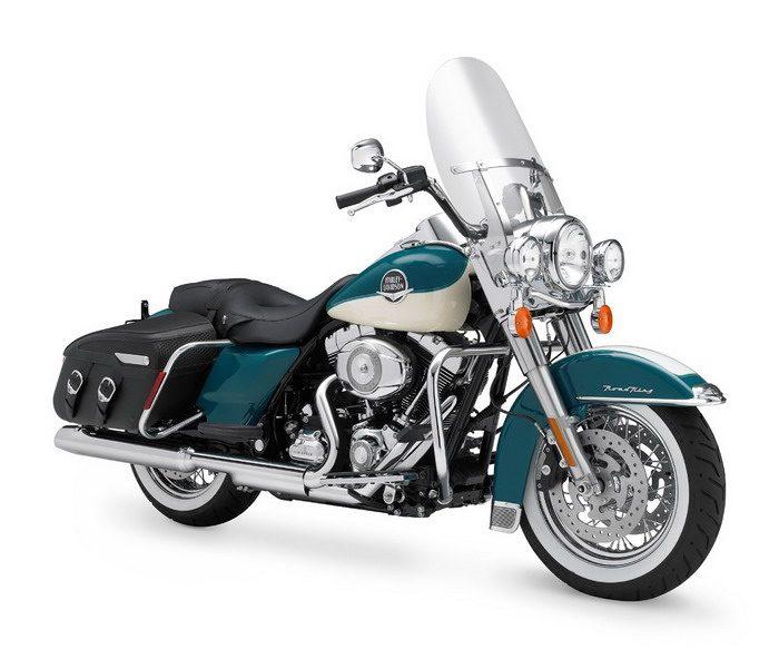 Harley-Davidson 1584 ROAD KING CLASSIC FLHRCI 2007 - 9