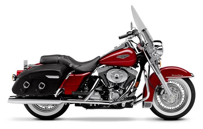 Harley-Davidson 1584 ROAD KING CLASSIC FLHRCI 2007 - 1