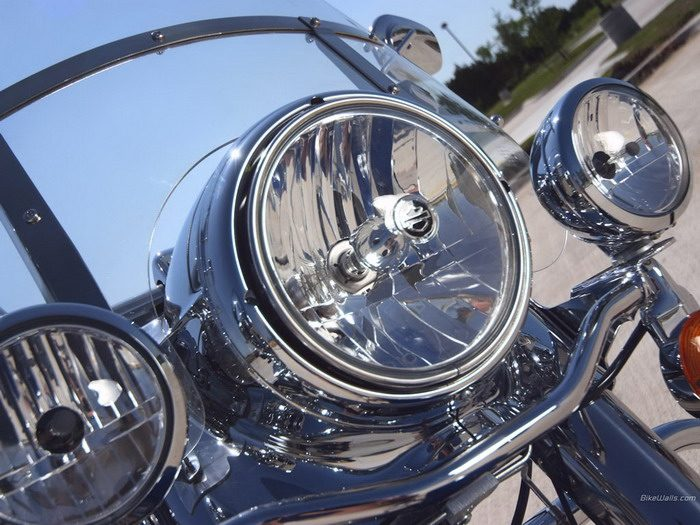 Harley-Davidson 1584 ROAD KING CLASSIC FLHRCI 2007 - 13