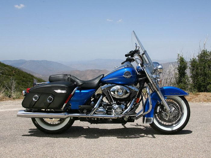Harley-Davidson 1584 ROAD KING CLASSIC FLHRCI 2007 - 16