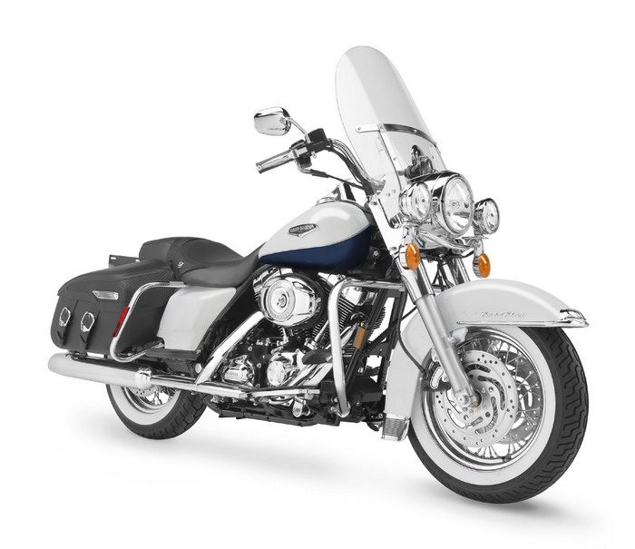 Harley-Davidson 1584 ROAD KING CLASSIC FLHRCI 2007 - 5