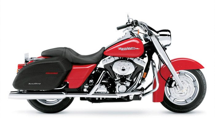 Harley-Davidson 1450 ROAD KING CUSTOM FLHRSI 2005 - 5