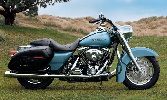 Harley-Davidson 1450 ROAD KING CUSTOM FLHRSI 2005 - 9