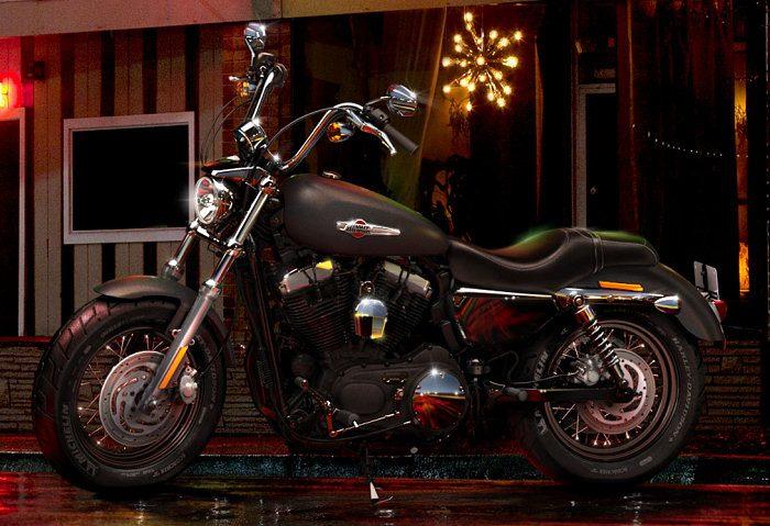 Route 66 USA Harley Davidson - YouTube