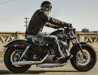 Harley-Davidson XL 1200 SPORTSTER Forty Eight