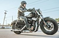Harley-Davidson XL 1200 SPORTSTER Forty Eight