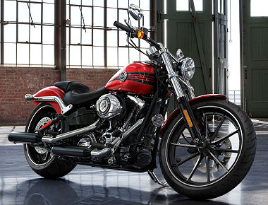 Harley-Davidson 1690 SOFTAIL BREAKOUT FXSB