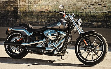 1690 SOFTAIL BREAKOUT FXSB 2017
