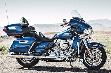 Harley-Davidson 1690 ELECTRA GLIDE ULTRA CLASSIC FLHTCU 2016