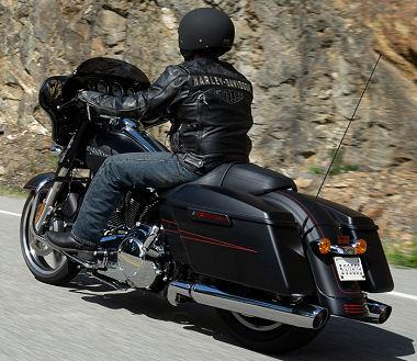 Harley-Davidson 1690 STREET GLIDE SPECIAL FLHXS