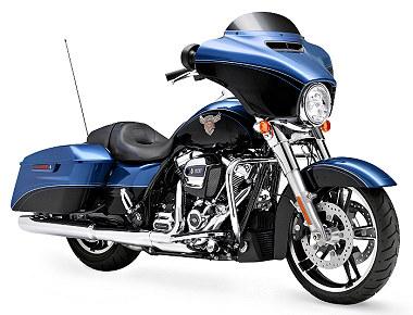 Harley-Davidson 1745 STREET GLIDE 115eme Anniversaire FLHX