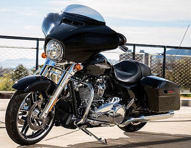 Harley-Davidson 1745 STREET GLIDE FLHX