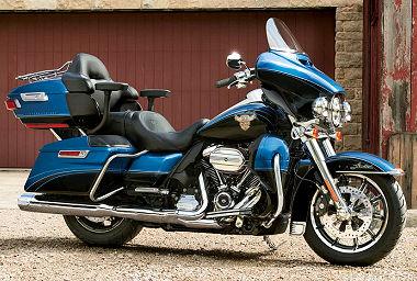 Harley-Davidson 1745 ULTRA LIMITED 115eme Anniversaire FLHTK