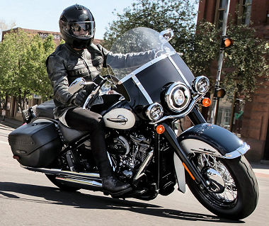 Harley-Davidson 1870 SOFTAIL HERITAGE CLASSIC FLHC