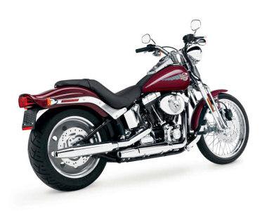 Harley-Davidson 1450 SOFTAIL SPRINGER FXSTS