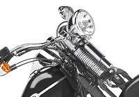 Harley-Davidson 1584 SOFTAIL SPRINGER CLASSIC FLSTSC