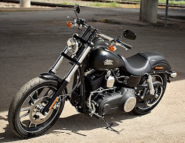 Harley-Davidson 1690 DYNA STREET BOB SPECIAL EDITION FXDB