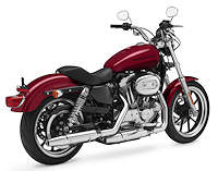 Harley-Davidson XL 883 L SUPERLOW