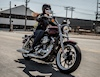 moto Harley-Davidson XL 883 L Superlow 2015