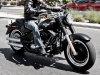 moto Harley-Davidson 1584 FLSTFB Fat Boy Special 2011