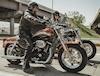 moto Harley-Davidson XL Sportster 1200 Custom CA 2015