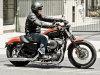 moto Harley-Davidson XL 1200 N Sportster Nightster 2011