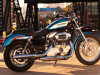 moto Harley-Davidson XL Sportster 1200  Custom 2008