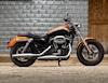 moto Harley-Davidson XL SPORTSTER 1200 CUSTOM CA 2016