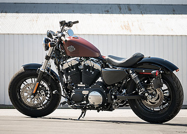 Harley Davidson  Forty Eight Fiche Technique
