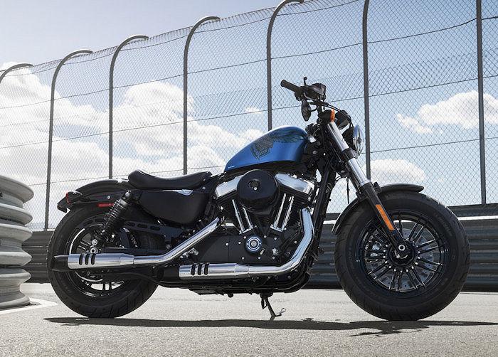 Harley-Davidson XL 1200 X SPORTSTER Forty Eight 115eme anniversaire