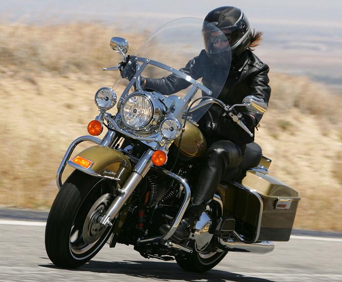Harley-Davidson 1450 ROAD KING FLHR