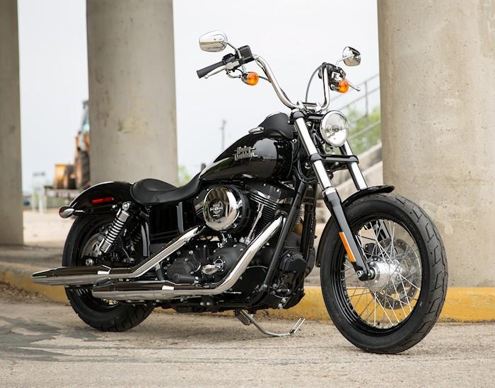 2016 Harley Davidson Fxdb Custom Dyna Street Bob: Harley-Davidson 1690 DYNA STREET BOB FXDB 2016