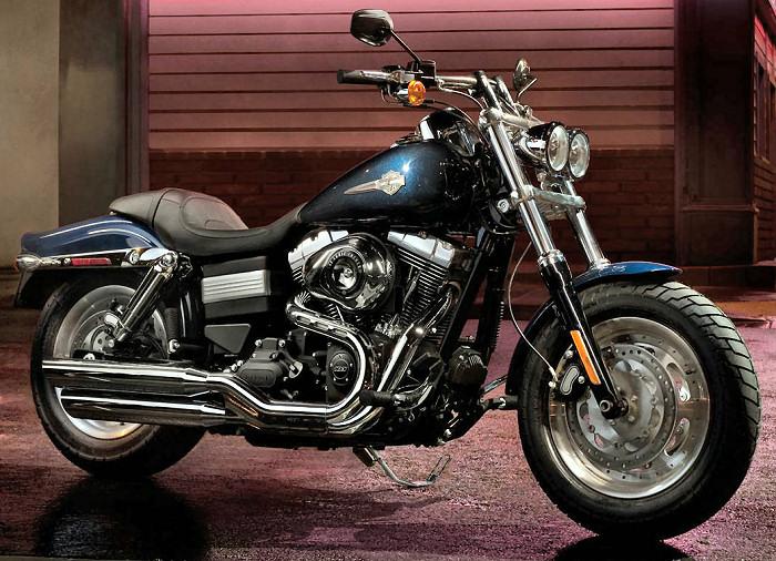 Harley-Davidson 1584 DYNA FAT BOB FXDF