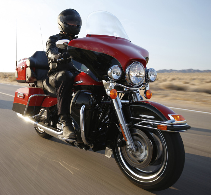 Harley-Davidson Electra Glide Ultra Limited 1690 FLHTK