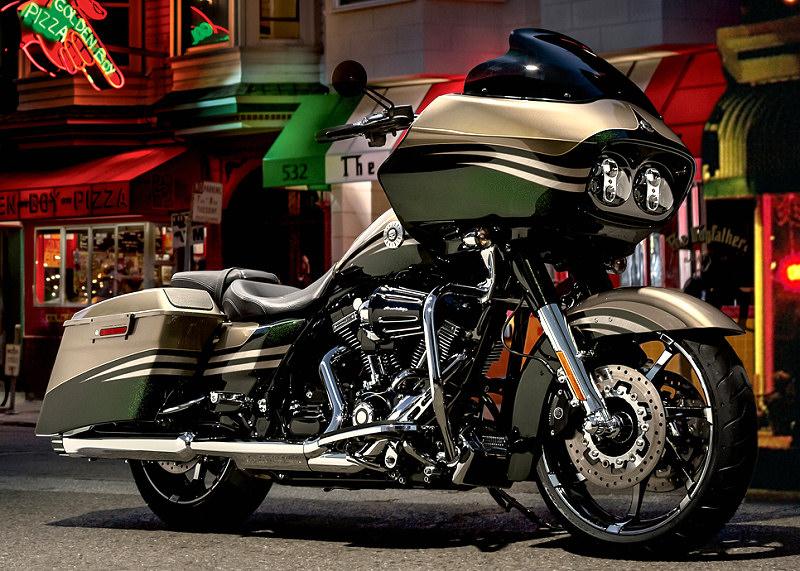 Harley Davidson Cvo Road Glide Custom 1800 Fltrxse2 2013