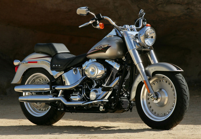 Harley-Davidson 1450 SOFTAIL FAT BOY FLSTF