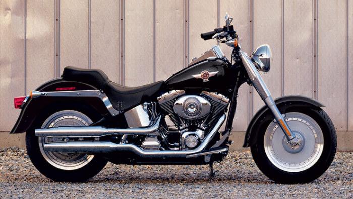 Echappement Harley Davidson  Flstfi Fat Boy