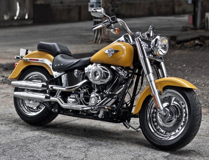 Harley-Davidson 1584 SOFTAIL FAT BOY FLSTF
