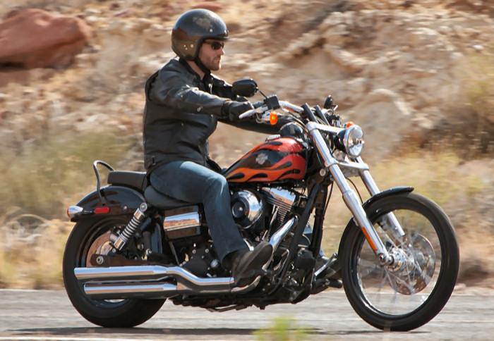 Harley-Davidson 1584 DYNA WIDE GLIDE FXDWG