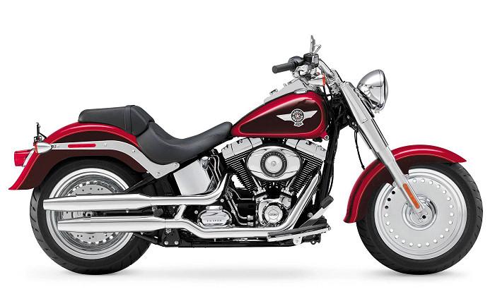 Harley-Davidson 1690 SOFTAIL FAT BOY FLSTF