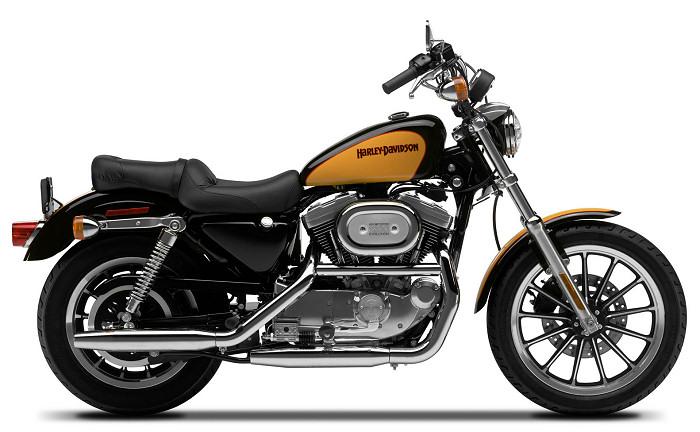 Harley Davidson Xlh Sportster 1200 2001 Fiche Moto