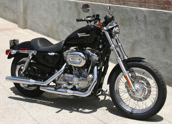 Avis Harley Davidson Xlh  Sportster Hugger