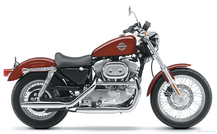 harley davidson xl 883 sportster 2002 fiche moto. Black Bedroom Furniture Sets. Home Design Ideas