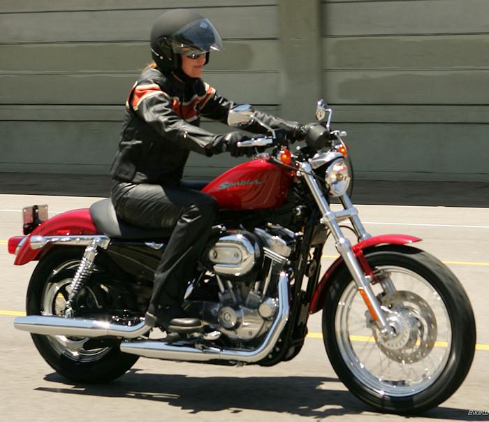 harley davidson xl 883 sportster 2007 fiche moto motoplanete. Black Bedroom Furniture Sets. Home Design Ideas