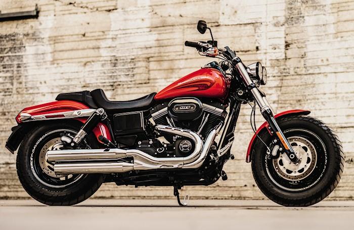 Harley-Davidson 1690 DYNA FAT BOB FXDF