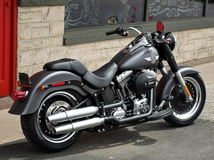Harley-Davidson 1690 SOFTAIL FAT BOY SPECIAL FLSTFB