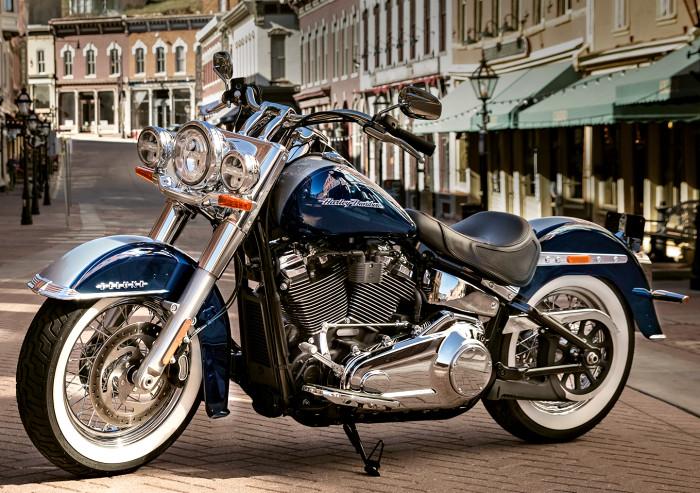 Harley-Davidson 1745 SOFTAIL DELUXE FLDE