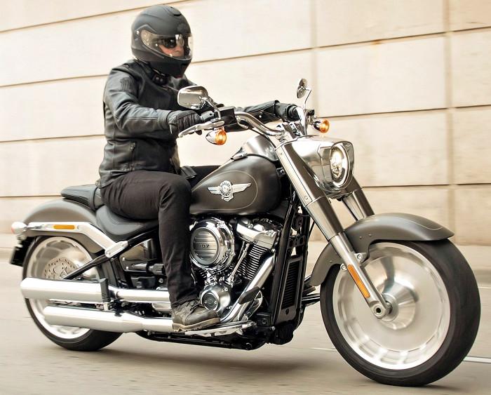 Harley-Davidson 1745 SOFTAIL FAT BOY FLFB