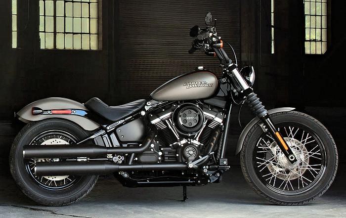 Harley-Davidson 1745 SOFTAIL STREET BOB FXBB